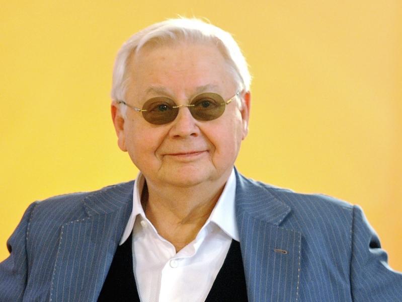 В Театре-студии Олега Табакова покажут фильм в память об артисте