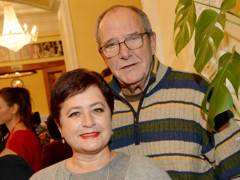 Эммануил Виторган с супругой уверяют, что не прибегали к помощи суррогатной матери // Фото: Global Look Press