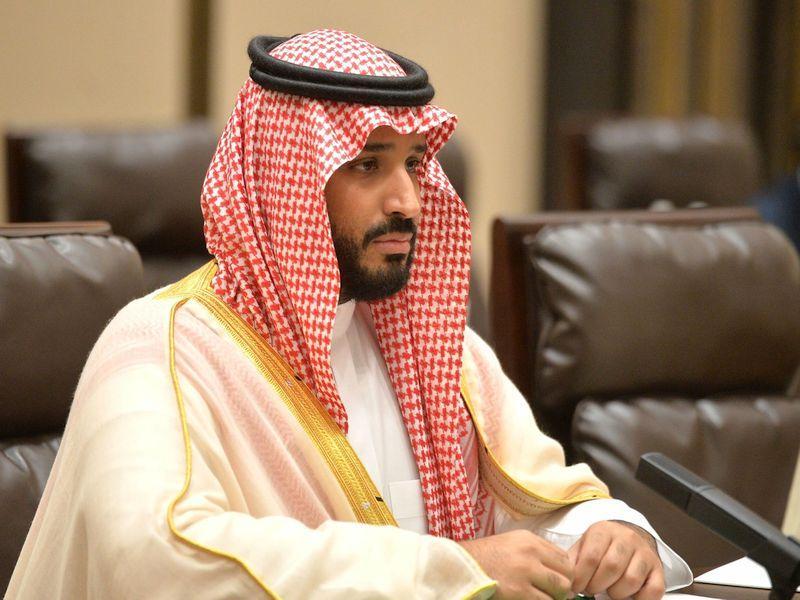 Принц Мухаммед бен Салман аль-Сауд // Фото: Global Look Press