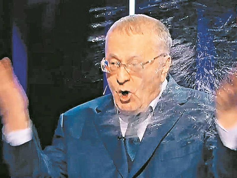 Репутацию лидера ЛДПР все равно уже ничем не подмочишь // Стоп-кадр YouTube