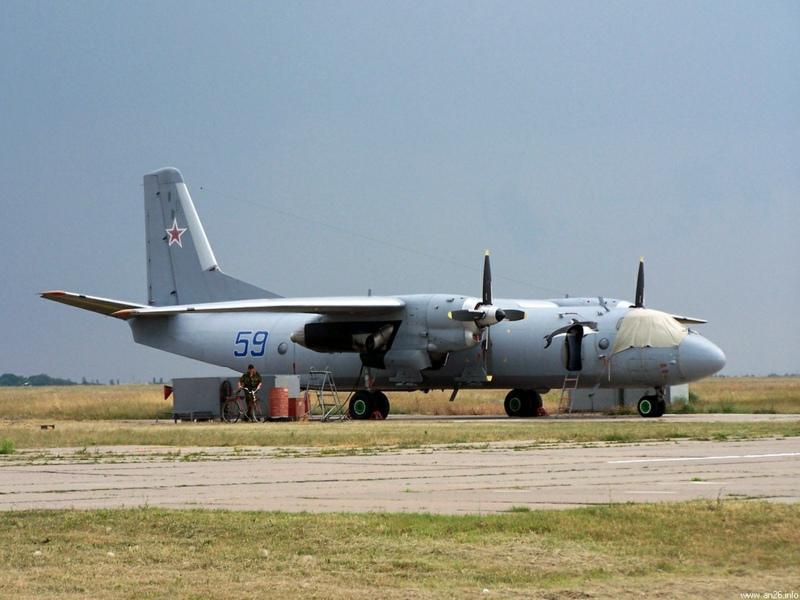 6 марта там разбился военный транспортник АН-26, на котором было 39 человек // Фото: Global Look Press