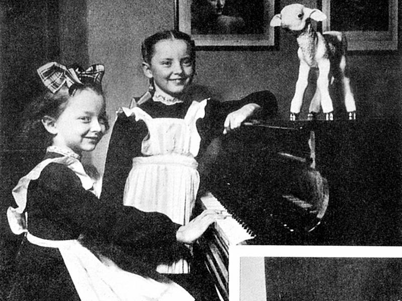 Дочери – Анастасия и Марианна – получили хорошее образование