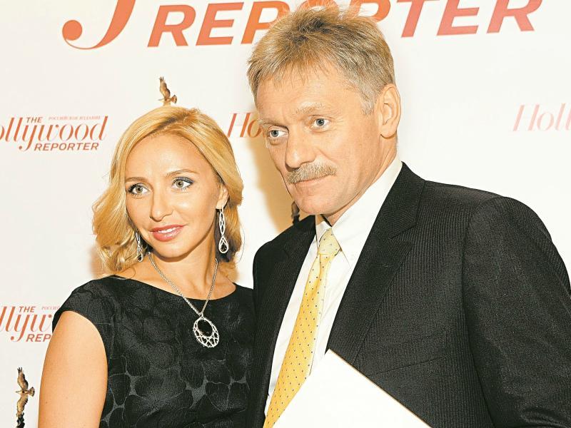 С Дмитрием Песковым