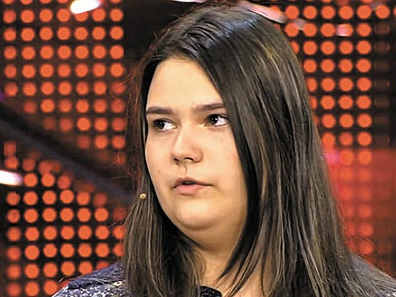 Ангелина Лебедева