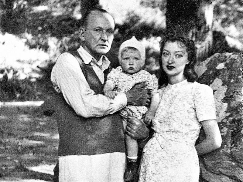 Жена Лидия была моложе Вертинского на 34 года // Фото: архив редакции