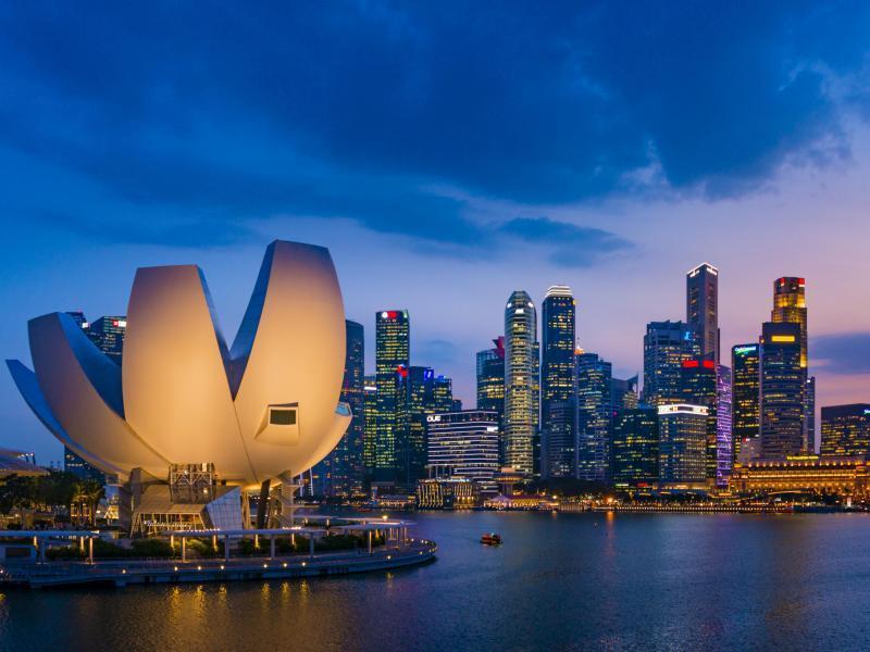 Сингапур // фото: Valentin Wolf / Global Look Press
