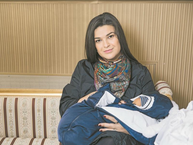 Виктория Райдос // Фото: из личного архива