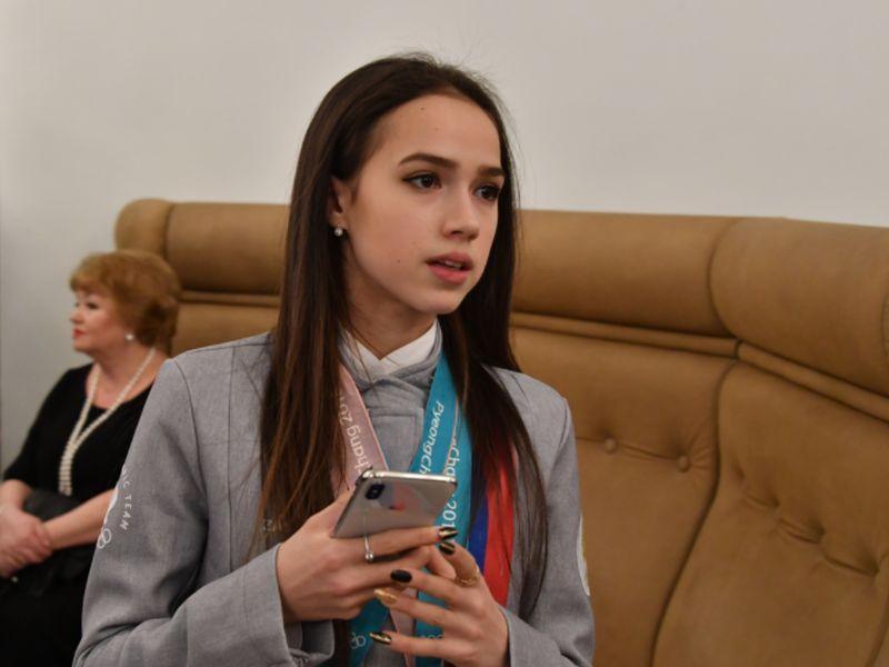 Алина Загитова / Фото: Global Look Press