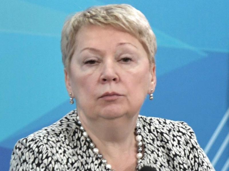 Министр образования Ольга Васильева // Фото: Global Look Press