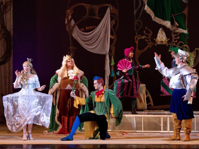фото: предоставлено пресс-службой детского музыкального театра им. Н. Сац