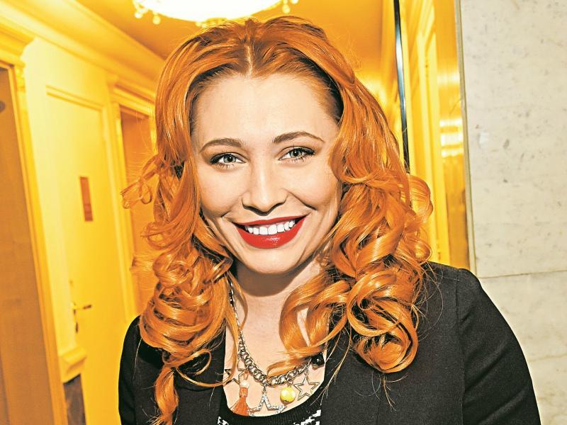 Анастасия Спиридонова // Фото: Global Look Press