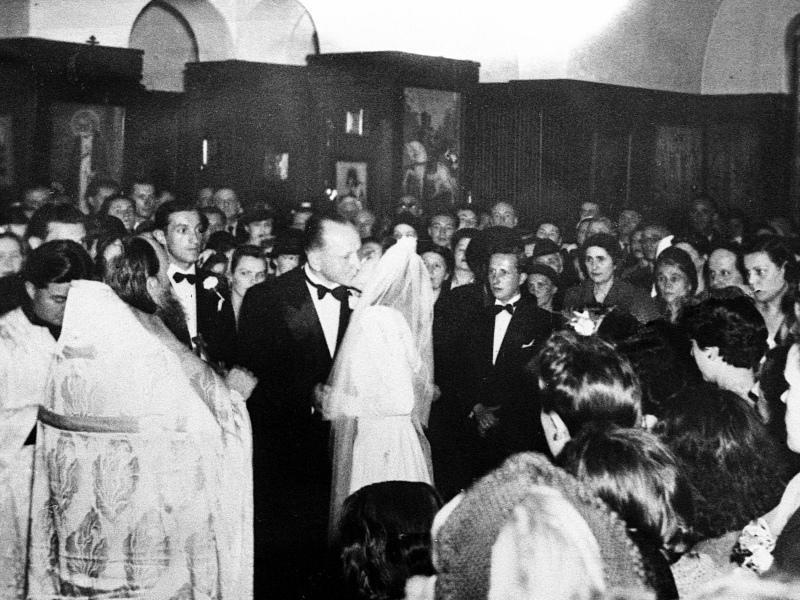 На венчание Вертинских в Шанхае пришла вся русская эмиграция