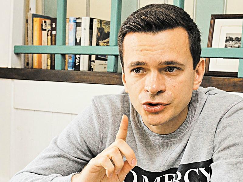 Илья Яшин // Фото: Андрей Струнин / «Собеседник»