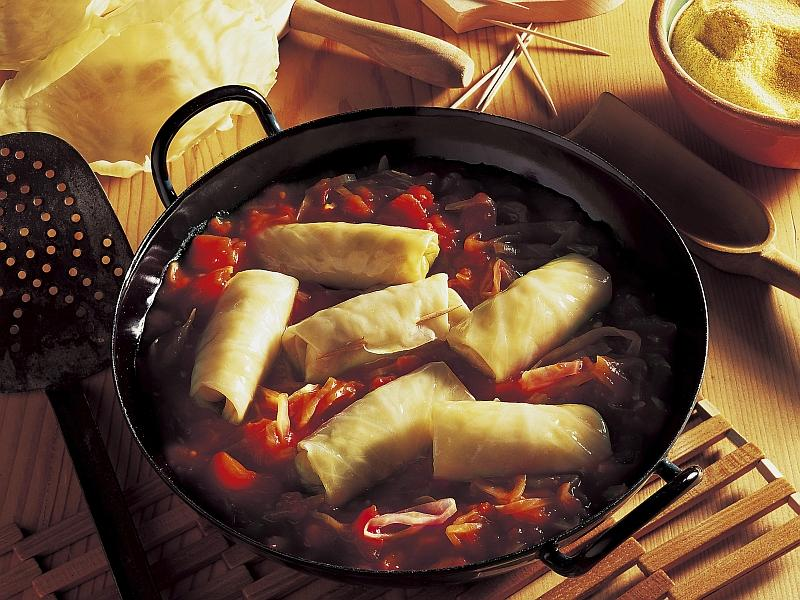 6–7 порций. время приготовления ≈ 1 час 15 мин. // фото: Global Look Press