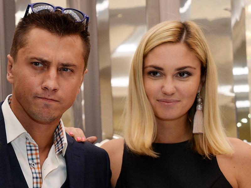 Павел с Агатой // фото: Global Look Press