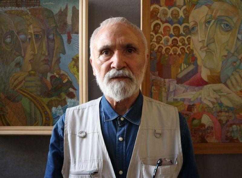 Отто Новиков // Фото автора