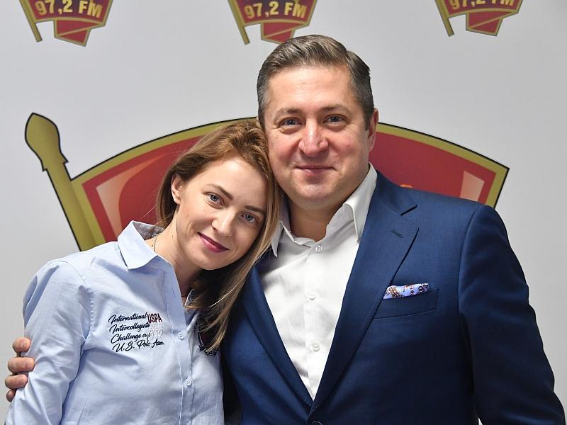 Соловьев с Поклонской // фото: Global Look Press