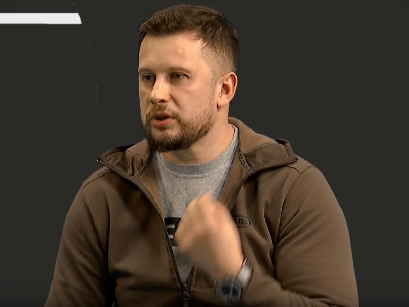 Андрей Билецкий // стоп-кадр / Youtube / канал DubinskyPro