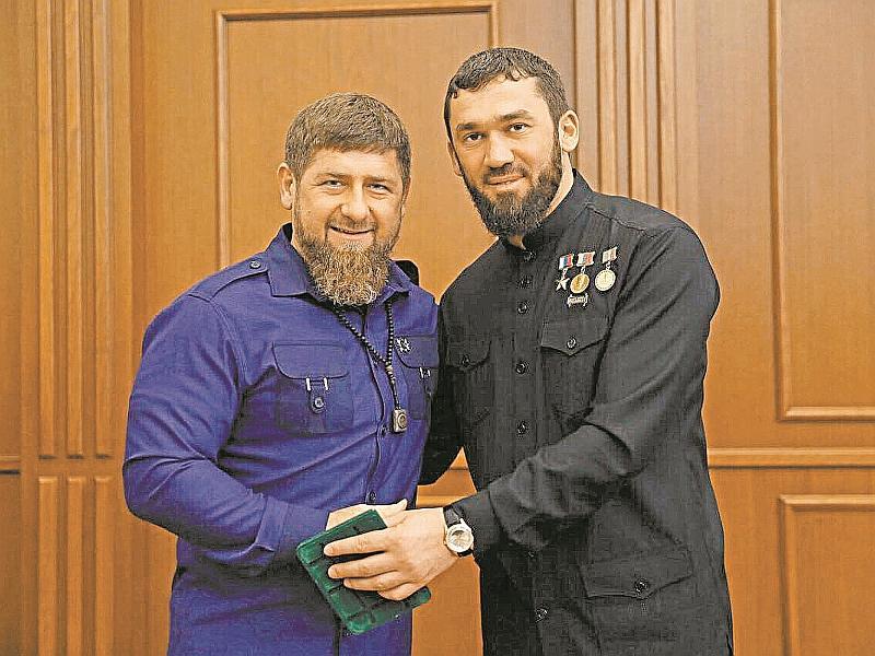 Магомед Даудов считается правой рукой Рамзана Кадырова // фото: Global Look Press