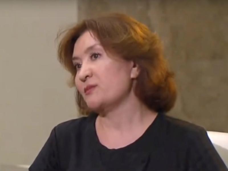 Елена Хахалева // фото: стоп-кадр с YouTube