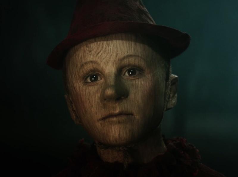 """Кадр из фильма """"Пиноккио""""// Фото: скриншот с YouTube"""