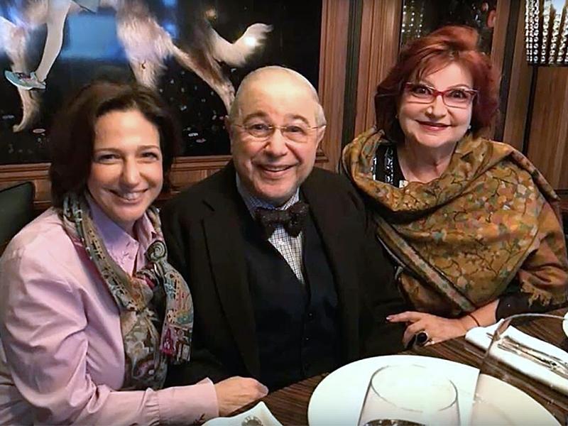 Викторина, Евгений Петросян и Елена Степаненко / фото: скриншот с Youtube