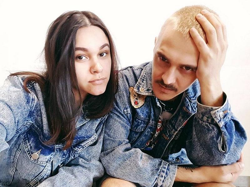 Ира Смелая и Илья Прусикин / фото в статье: Instagram