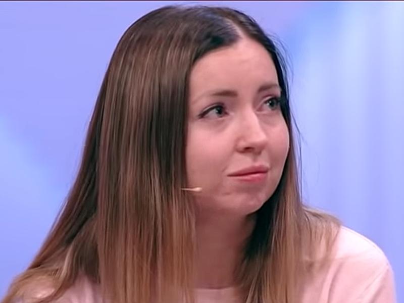 Екатерина Диденко / youtube / кадр из передачи «Пусть говорят»