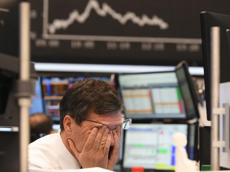Падение рынков картинки