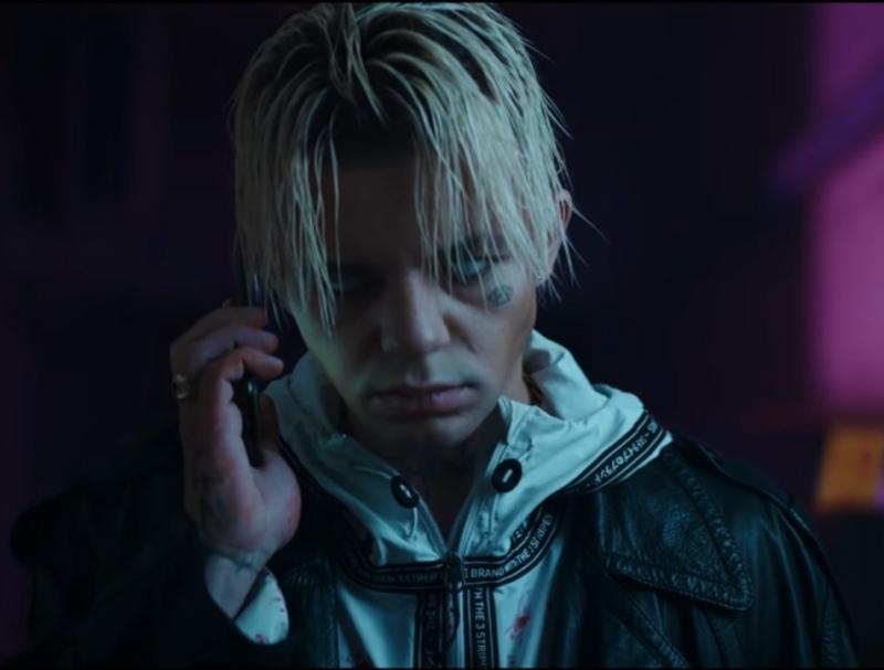 Алексей Узенюк (Элджей) // скриншот с YouTube