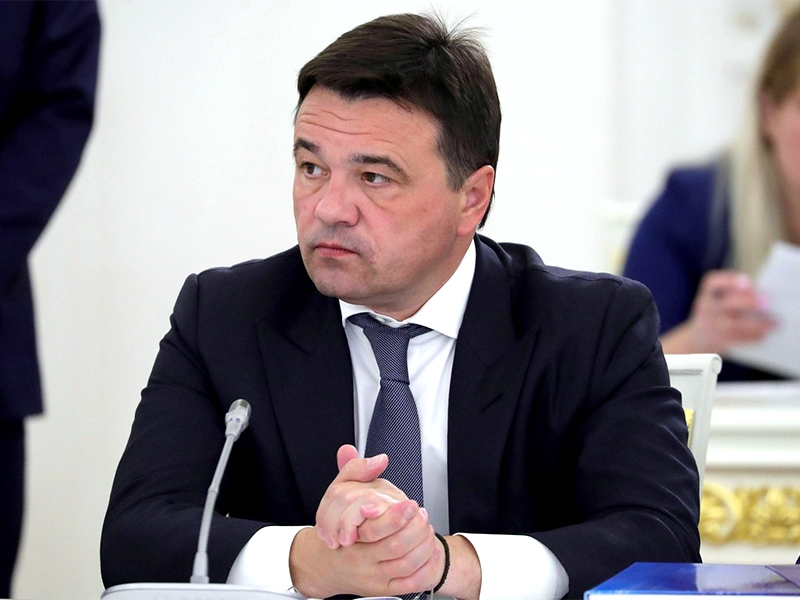 Губернатор Московской области Андрей Воробьев / фото: Global Look Press
