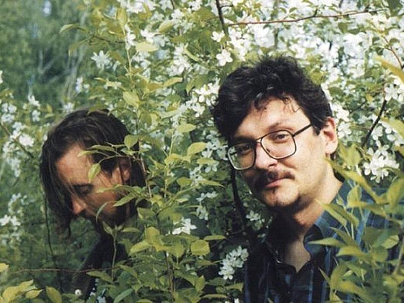 Константин Рябинов и Егор Летов / фото: Vkontakte