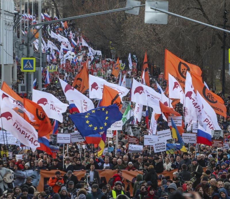 пять лет без Бориса Немцова