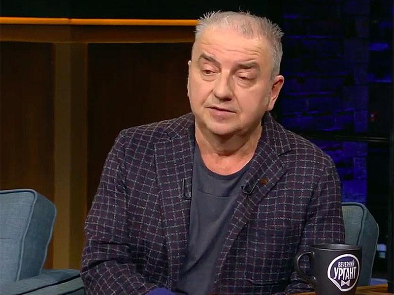 Владимир Шахрин в программе «Вечерний Ургант» / Первый канал / Youtube