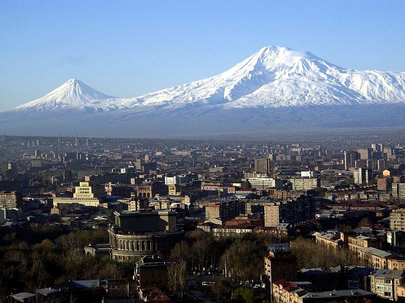 Ереван // фото: Global Look Press