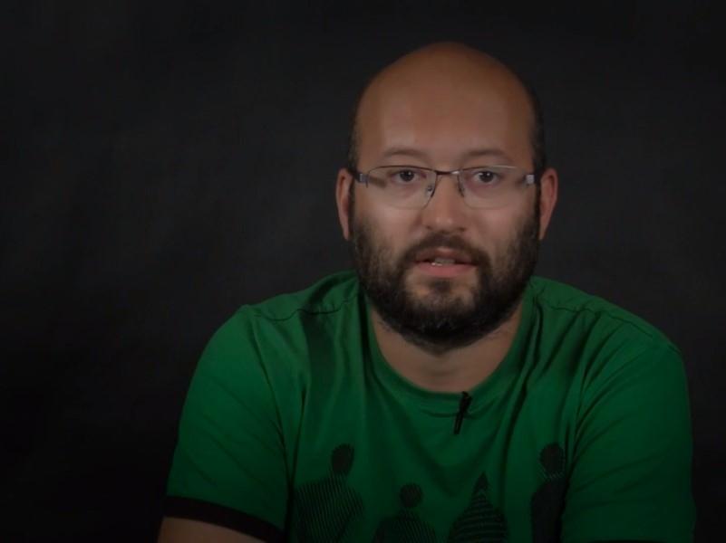 Илья Азар // Скриншот с видео на YouTube