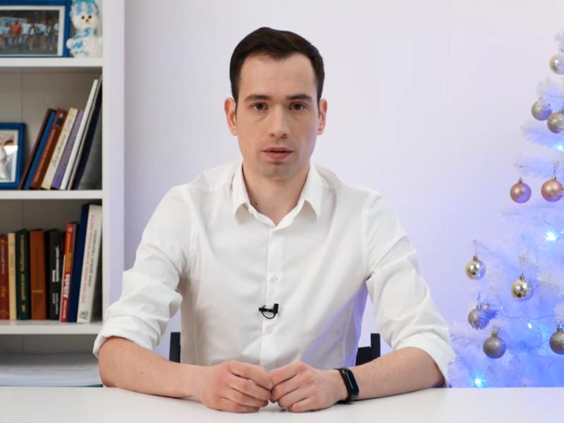 Алексей Ворсин // Скриншот из Youtube