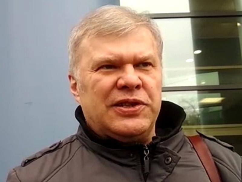 Сергей Митрохин // Фото: скриншот с видео Sobesednik.ru