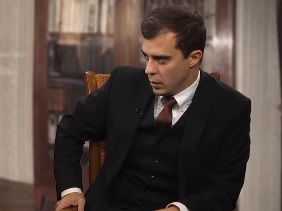 Роман Доброхотов // Скриншот из Youtube