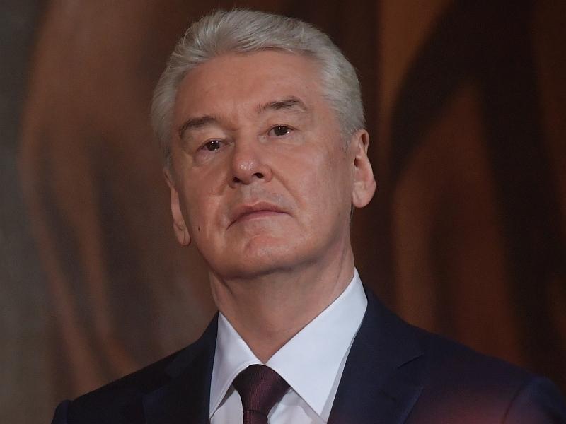 Мэр Москвы Сергей Собянин // фото в статье: Global Look Press