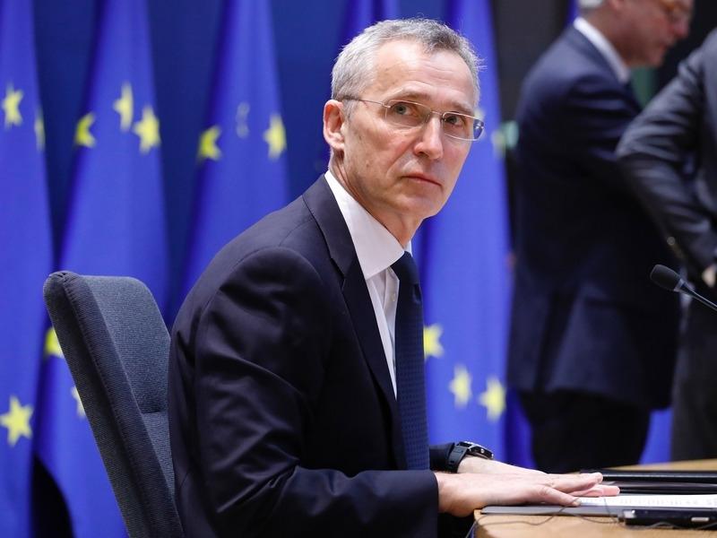 Генсек НАТО Йенс Столтенберг // Фото: Global Look Press