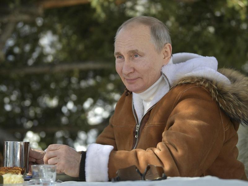 Фото: Alexei Druzhinin (Kremlin Pool) / Global Look Press