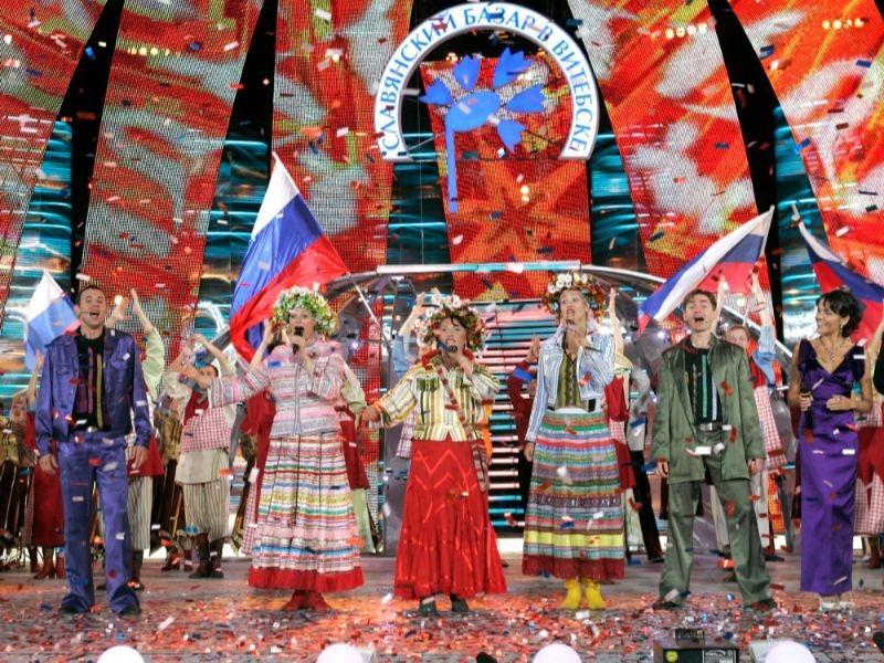 "Фестиваль ""Славянский базар""//Фото: Global Look Press"