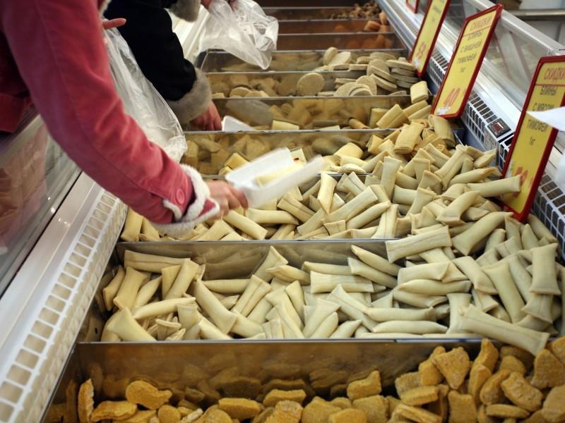 Средний чек москвича в супермаркете вырос на 22%, но число чеков уменьшилось на 14%