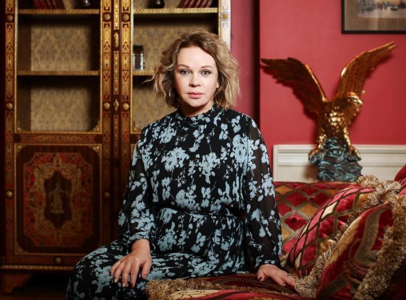 Елена Валюшкина // фото: личный архив актрисы, в статье: соцсети, стоп-кадры
