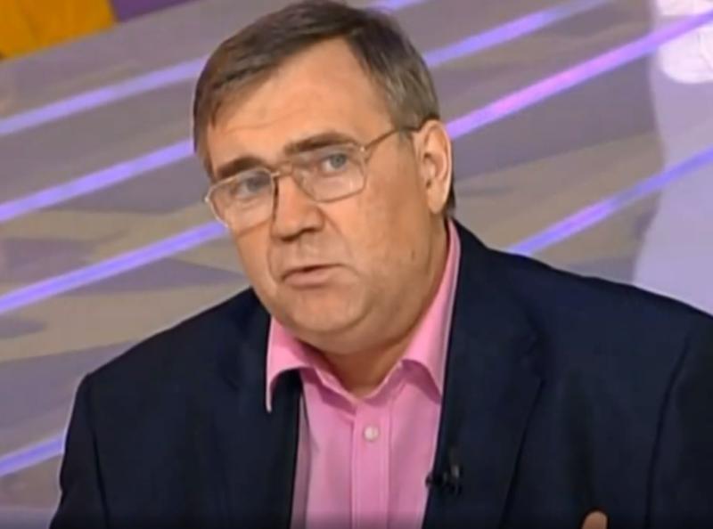Юрий Розанов умер на 60-м году жизни//фото в статье: стоп-кадр YouTube