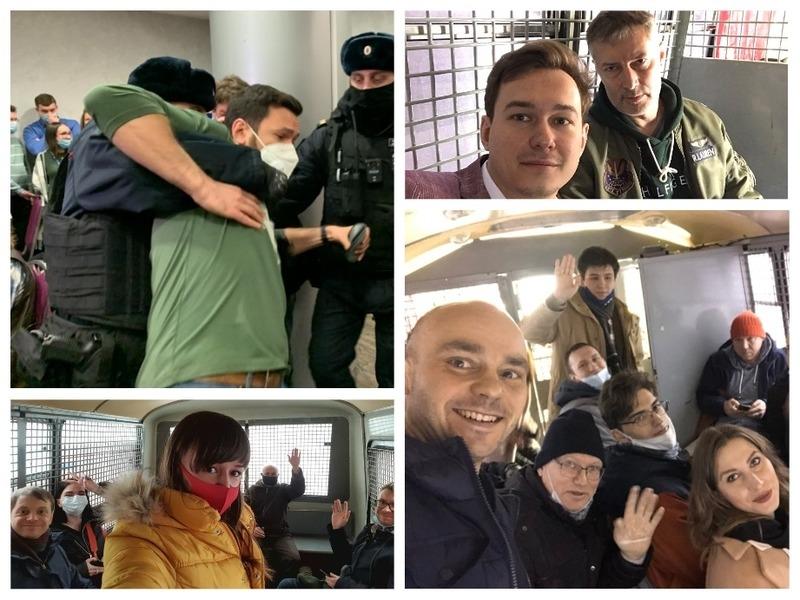 Задержанные депутаты // Фото: соцсети
