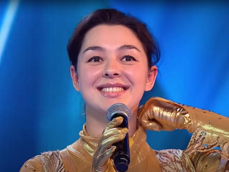 Марина Кравец//фото в статье: скриншот эфира НТВ