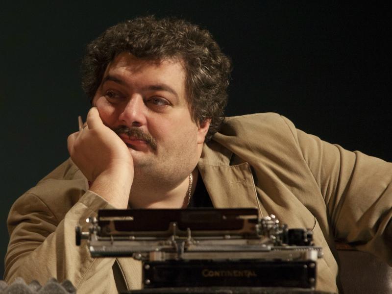 "Дмитрий Быков // фото: Александр Шпаковский / ""Собеседник"""