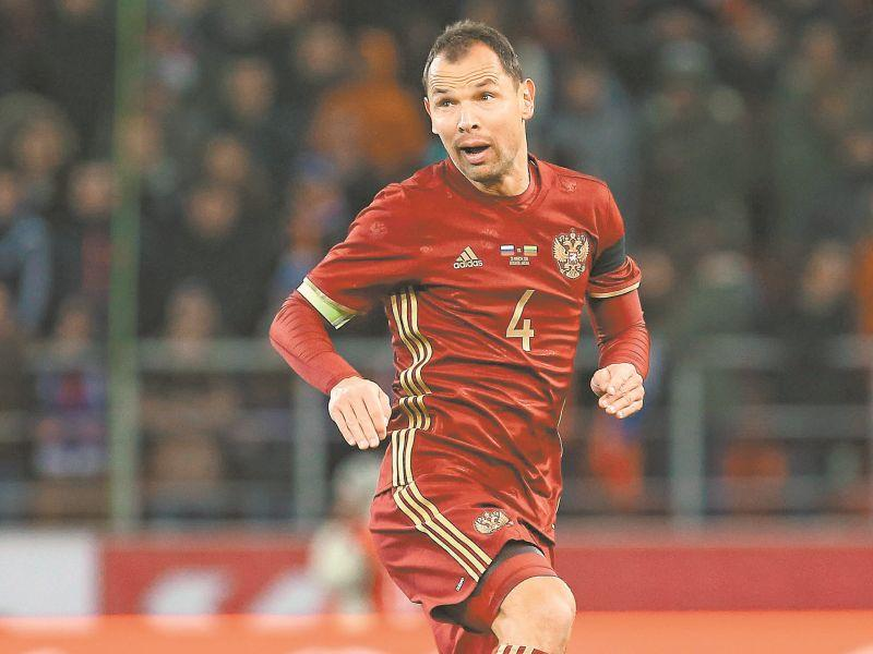 Сергей Игнашевич в 2016 году – еще до ухода из сборной и возвращения в нее // фото: Global Look Press